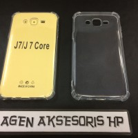 Anti Crack Samsung J7 Core J701F J7 Nxt 5.5in Jelly Case Tahan BANTING
