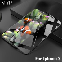 tempered glass 4D Iphone X | iphone X Premium Glass
