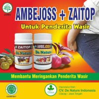 Ambejoss Zaitop Wasir Tradisional De Nature Indonesia