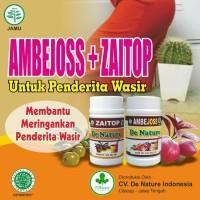 Harga Ambejoss Zaitop Ambeien De Nature Indonesia