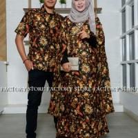 PUSAT GROSIR baju syailendra coupe cape suami & istri katun batik