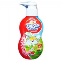 Kodomo Shampoo Gel Strawberry 200ml
