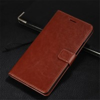 Leather FLIP COVER WALLET Xiaomi Mi Max 2 MiMax 2 case casing kulit hp