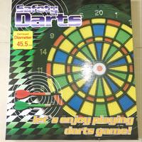 Jual dart board safety papan dart board anak dart board 45.5cm Murah