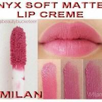 Jual sale cuci gudang nyx soft matte lip cream milan Murah