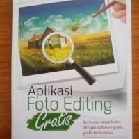 Aplikasi foto editing gratis