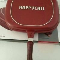 panci penggorengan HAPPYCALL DOUBLE PAN 32 cm