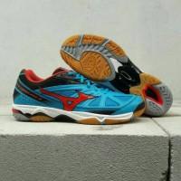 Sepatu Olahraga Mizuno Wave Hurricane 2 / Sepatu Volly Running Lari I