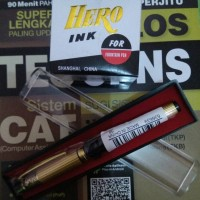 Hero Fountain Pen New Pulpen hero baru pulpen dan tinta hero