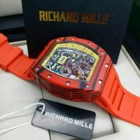 Jam tangan pria Richard Mille Original