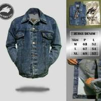 Harga jaket jeans distro premium | Pembandingharga.com