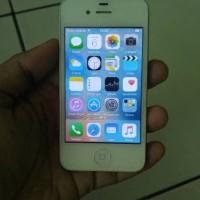 iPhone 4S 16GB White Second Original Murah