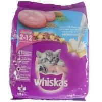 Makanan Kucing Whiskas Junior 1,2kg