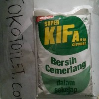 Harga bubuk pembersih kifa pembersih rumah | WIKIPRICE INDONESIA