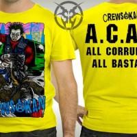 T-Shirt Band Crewsakan
