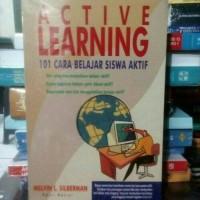 Aktive Learning 101 cara belajarsiswa aktiv