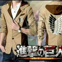 Blazer Anime Attack on Titan (AOT) Ultimate - Shingeki no Kyoujin Pd