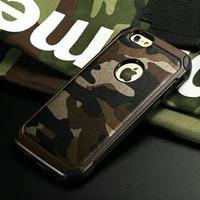 CASING IPHONE 4 ARMY ARMOR CASE NEO HYBRID *SPIGEN OTTERBOX