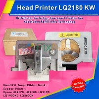 Print Head Printer Epson LQ 2180 2190, Head Epson LQ-2190 New China
