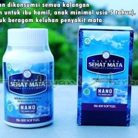 Obat Mata Kalazion Herbal Ektrak Blueberry - Walatra Sehat Mata