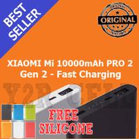 Xiaomi Mi Power Bank 10000 mAh Pro 2 10000mAh Powerbank Versi Gen 2