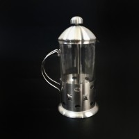 HETAI French Press / Plunger / Coffee Maker 600 ml for 6 Cups