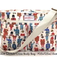 COLLECTION TAS WANITA CATH KIDSTON 433 SAFARI CROSS BODY BAG - 3003