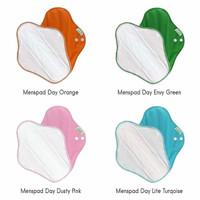 Jual Pembalut Kain GG Day Polos Cuci Ulang Menspad Menstrual Pad avail Murah