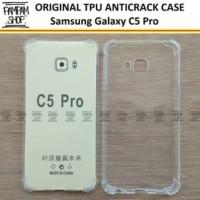 Case Anti Crack Samsung C5 Pro Softcase Anti Shock samsung c5 pro