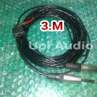 Kabel Audio AUX ke mixer Jack mini 3.5mm stereo to jack 2Akai