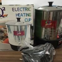 Panci Teko Pemanas Elektrik Listrik Besar Mug Masak Air Mie 15cm Stain