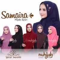 Jual Hijab Syar'i Samaira by Nuhijab / Kerudung / Jilbab Instan Murah