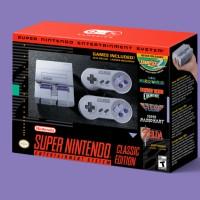 Jual SNES / Super Nintendo Entertainment System Classic Edition Console Murah