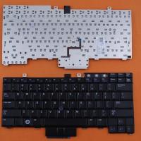 Keyboard Dell Latitude E5400 E5410 E5500 E5510 E6400 E6410 - Black