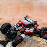 RC Rock Crawler LEADER JD Toys 1/18 adventure climbing mobilan