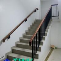 Railing Tangga Besi Minimalis Murah