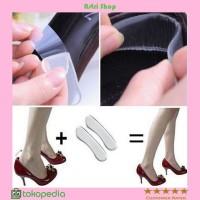 Jual Pelindung Tumit Anti Lecet Silicone Shoes Gel Pad High Heels SA29 Te Murah