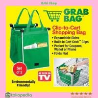 Jual Grab Bag Tas Belanja Shopping Bags Troley SA29 Terlaris Murah
