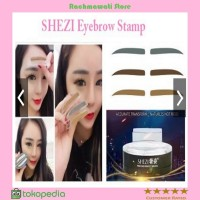 Jual Stamp Alis Shezi Cetakan Alis Eyebrow Stamp Shezi SA210 Termurah Murah