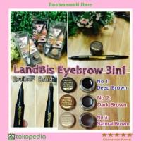 Jual Landbis Eyeliner Eyebrow Gel SA210 Termurah Murah