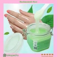 Jual Miss Moter Matcha Milk Hand Wax Mis Motter Korean Green Tea Gel Wax Murah