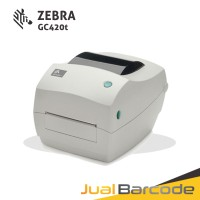 BARCODE PRINTER ZEBRA GC420T / GC 420t - PRINTER BARCODE ZEBRA GC420t