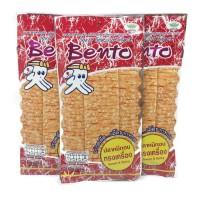 Jual Bento Squid Snack Juhi Sweet and Spicy 20 Gram (Import Thailand) Murah