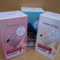 Asus Zenfone 4 Max ZC554KL - 5.5 Inch - Ram 3GB- Internal 32GB