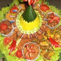 Nasi Tumpeng Kuning 5 org