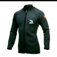 Jaket Selam Baju Selam Wetsuit Wind-Breaker Jacket IST WJ0125