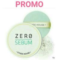 Jual Jual Etude House Zero Sebum Drying Powder Asli  Murah