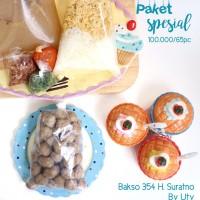 Bakso Paket Special September