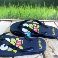 harga Sandal Jepit Printing Karakter Keropi Lucu Free Nama Custom Lucu Murah Tokopedia.com