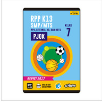 ANIMUS  RPP K13 KELAS 7  PJOK   REVISI 2017